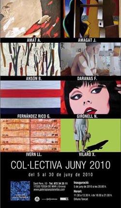 COL.LECTIVA MES DE JUNY 2010