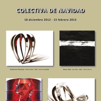 2012/2013 - COLECTIVA DE NAVIDAD