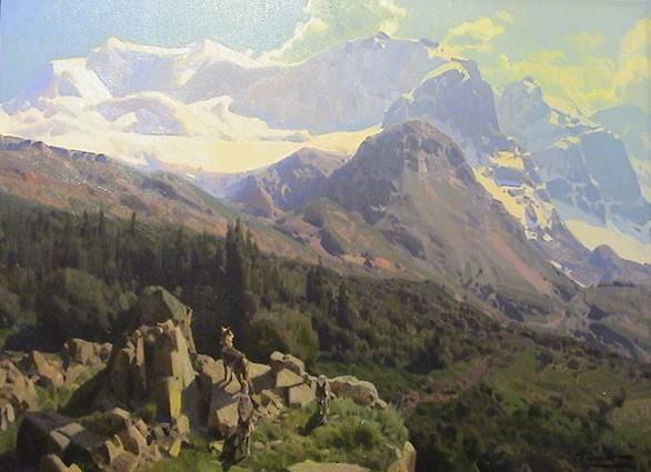 Sin t tulo miguel acevedo pintura contempor nea www - Pintores en asturias ...