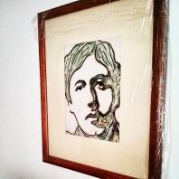 Abstracción del rostro Humano (Oscar Wilde) #39
