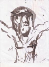 Abstracción de la figura Humana (Opus Dei) #1