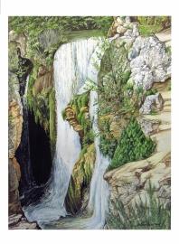 cascada  (Prov.Teruel)