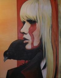 chica cuervo
