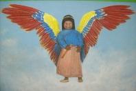 El ángel envera