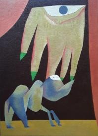 el ojo y la mano