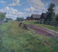 El paisaje rural
