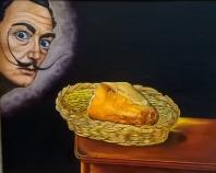 El pan de Dalí