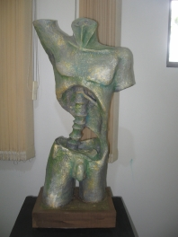 ESCULTURA  - Exposição interior - Valério Voltz