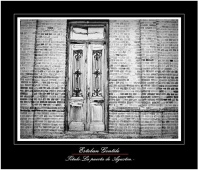 La puerta de Agustin