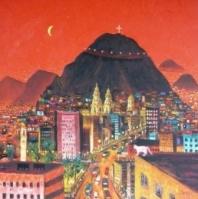 Lima nocturno intenso