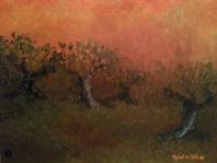 Bailando entre olivos