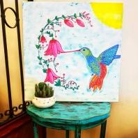 Mí colibrí
