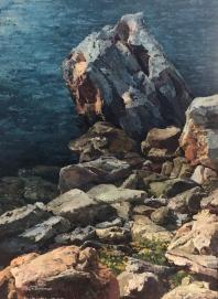 Marina posiblemente Menorca