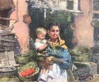 Maternidad mercado de Ibiza