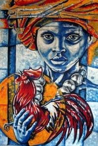 Para amanecer no hace falta gallina sino cantar de gallo.