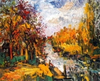 Pensamiento de otoño