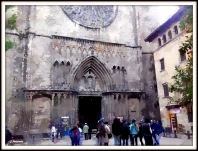 PLAZA DEL PI  ( Barcelona