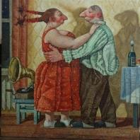 Quien la muchacha cena, aquel y la baila