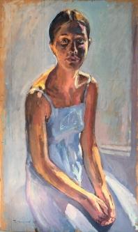 Retrata femenino