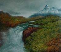 SALTO GRANDE DEL PAINE - PATAGONIA -CHILE