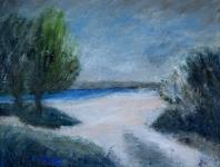 The hiden beach