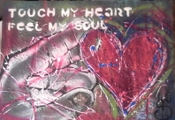 Touch My Heart Feel My Soul