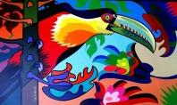 Tucano bico verde 2