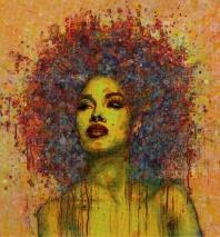 Tutti-Frutti-Woman