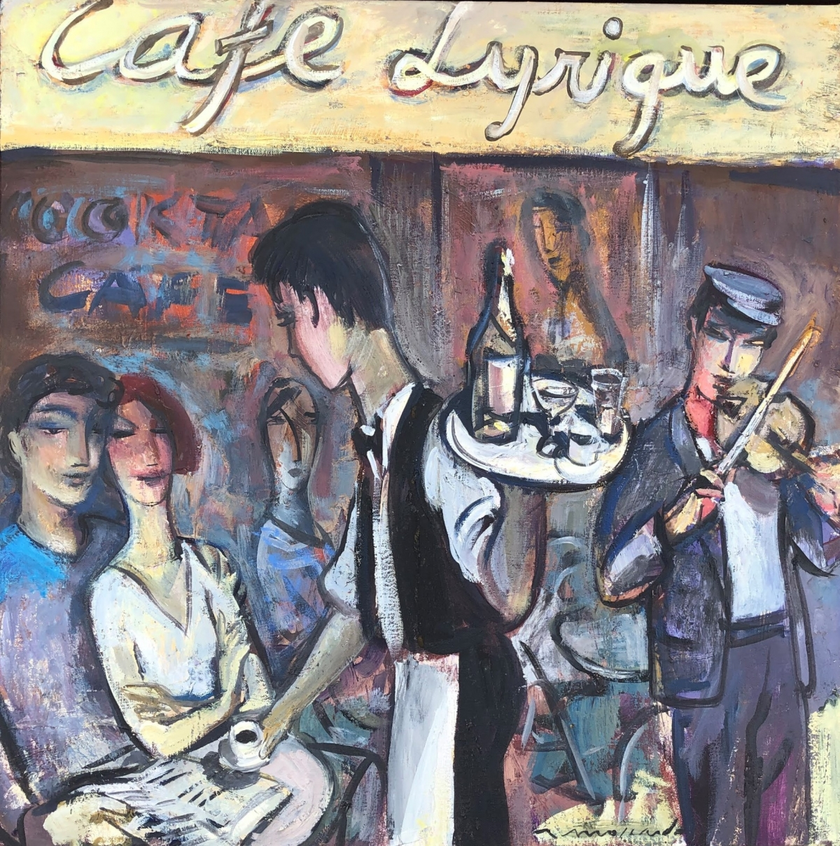 Café Lyrique, Ginebra