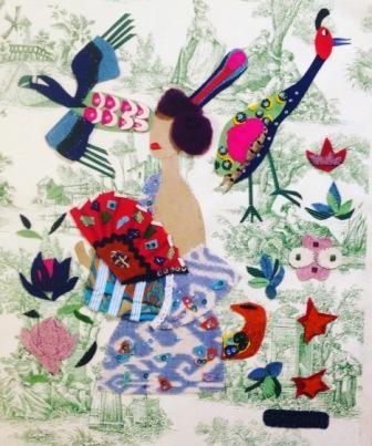 La dama de Klimt