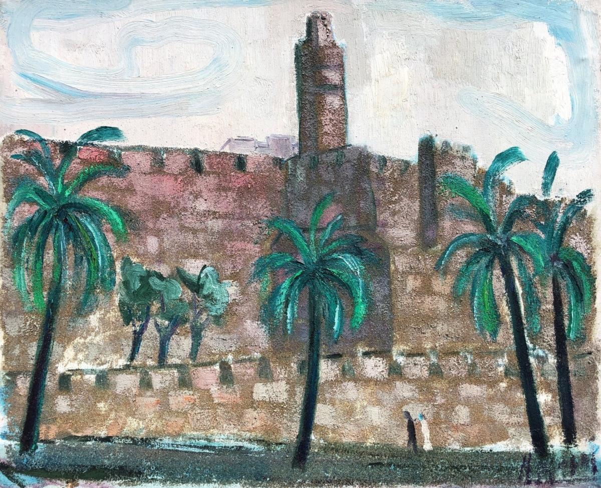Muralla de Jerusalen