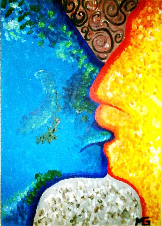 nuestro beso